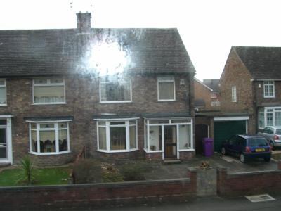 Une maison typique anglaise liverpool 39 s world - Maison anglaise typique ...